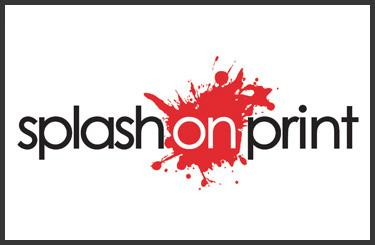 Splash on Print